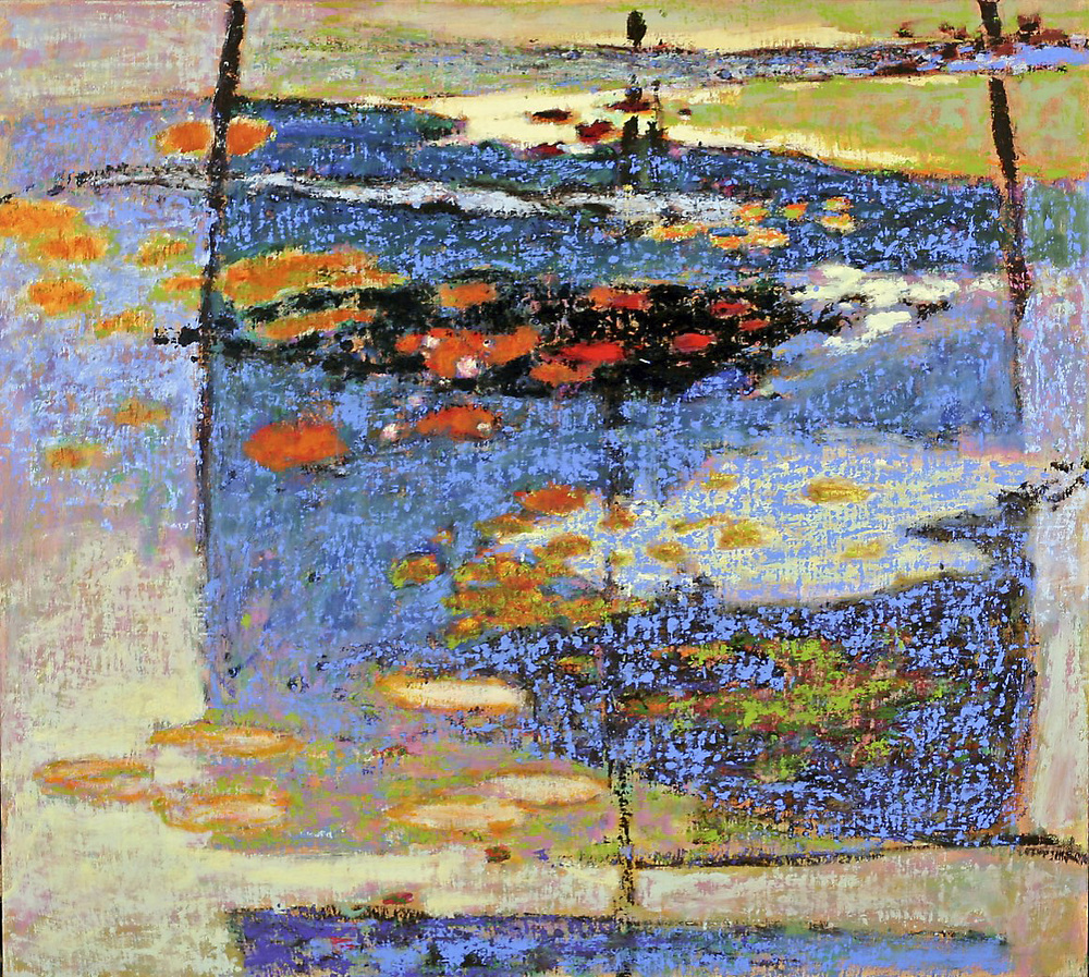 Dream Passage | oil on linen | 36 x 40"