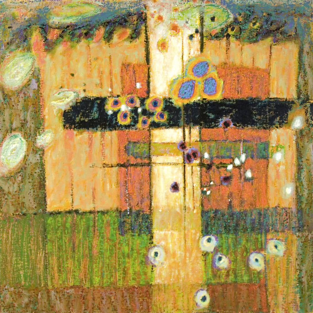 Gateway to the Mysteries   | oil on linen | 48 x 48"