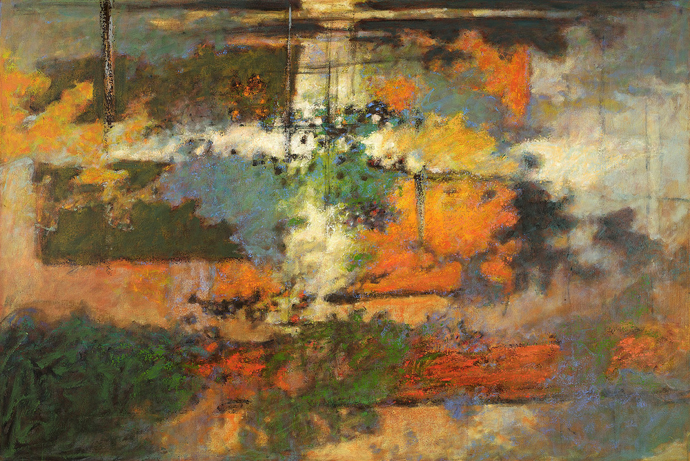 Shapeshifter   | oil on canvas | 40 x 60"