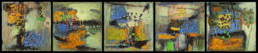 """Echoes of Time   I-V 