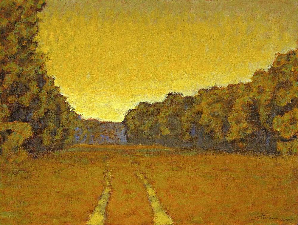 "16-00   | oil on panel | 12 x 15"" | 2000"