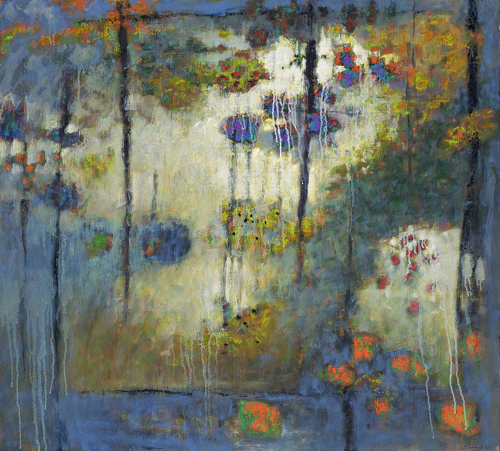 One Quiet Night   | oil on canvas | 36 x 40"