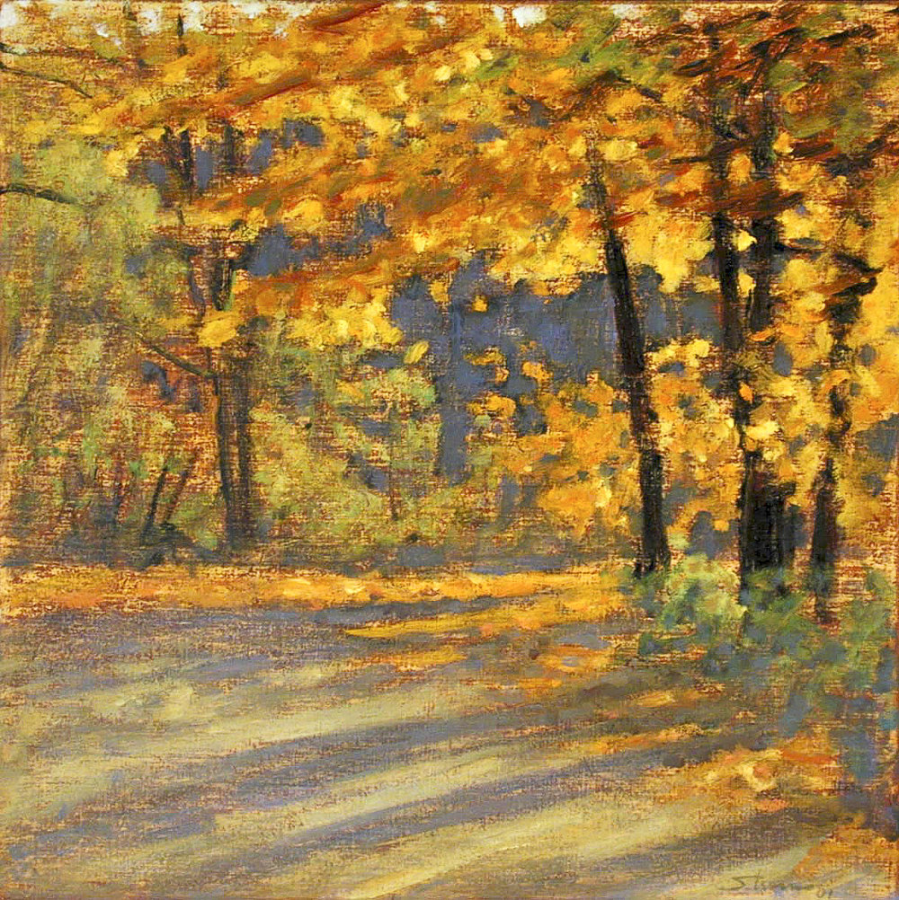 100-01 | oil on canvas | 12 x 12"