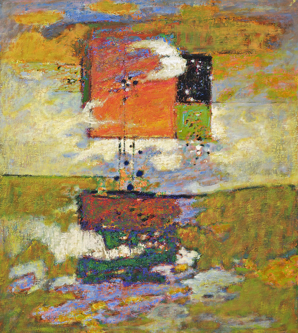 Counterpoint | oil on canvas | 40 x 36"