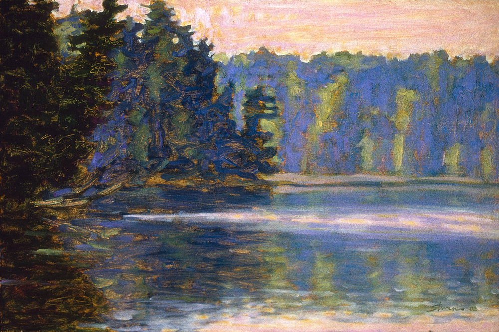 """Tippy Pond, West End   