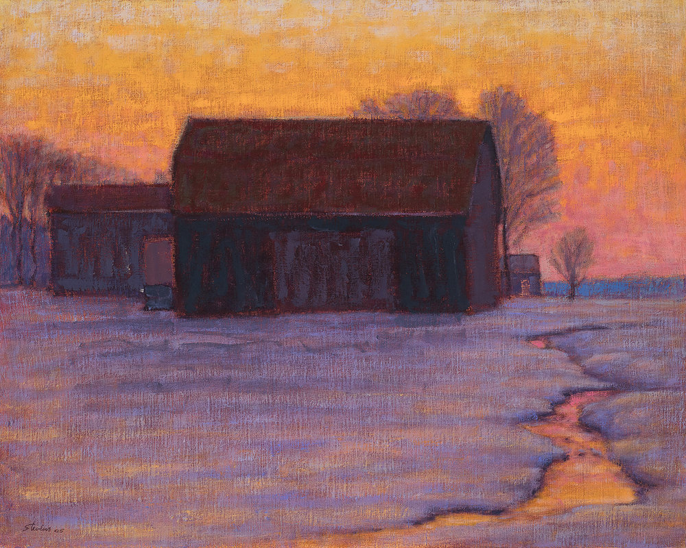 Dawn   | oil on linen | 24 x 30"