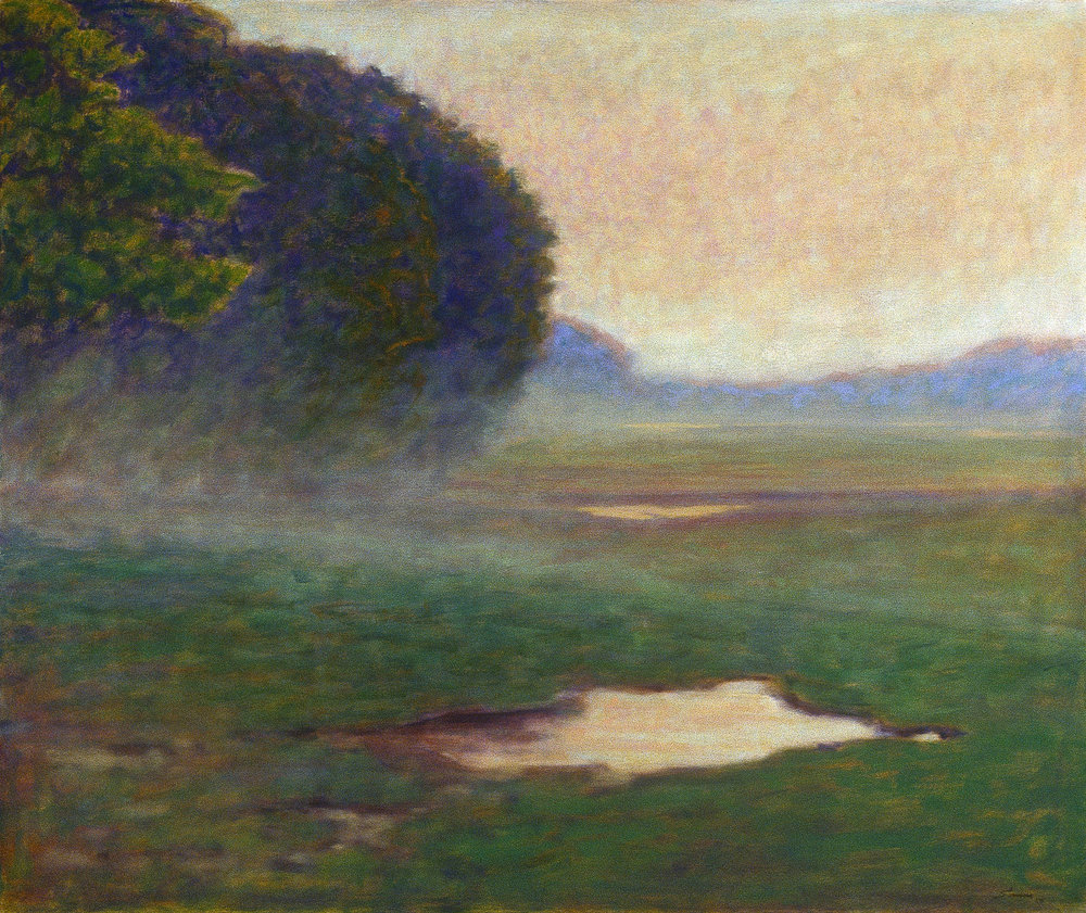 After a Rain | oil on canvas | 40 x 48"