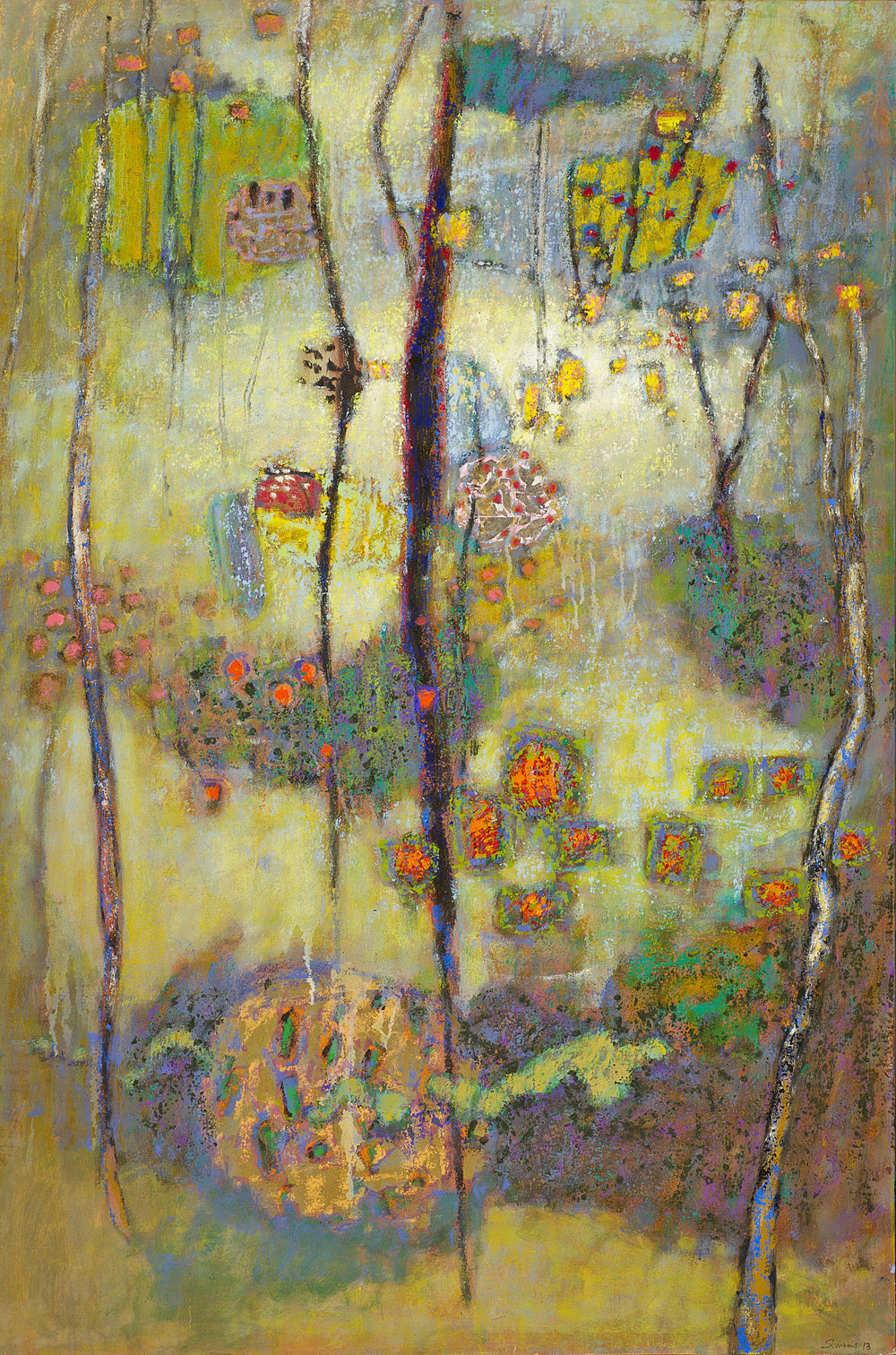 The Wonder of it All | oil on canvas | 48 x 32"