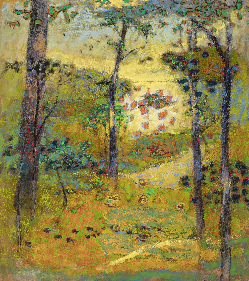 There Was a Time  | oil on canvas | 36 x 32"