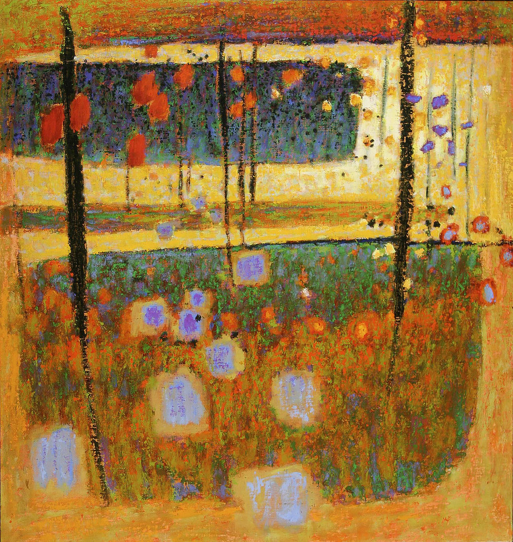 Song of the Morning  | oil on linen | 38 x 36"