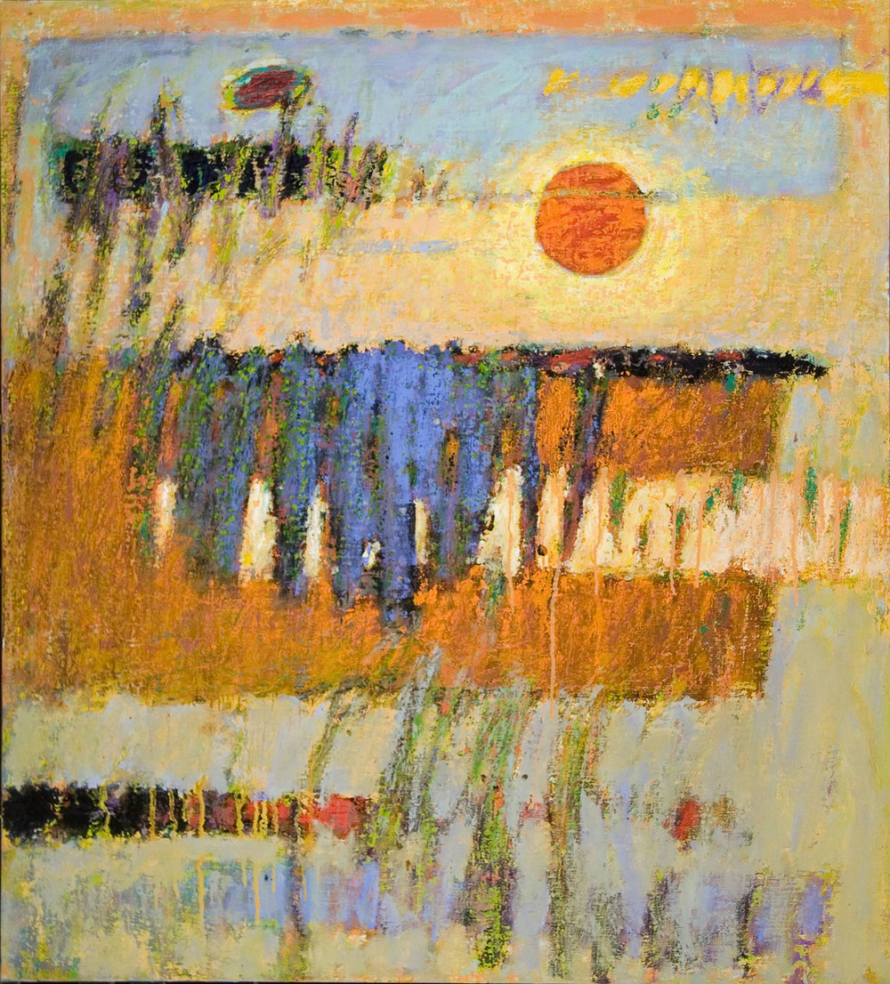 Another Day | oil on canvas | 40 x 36"