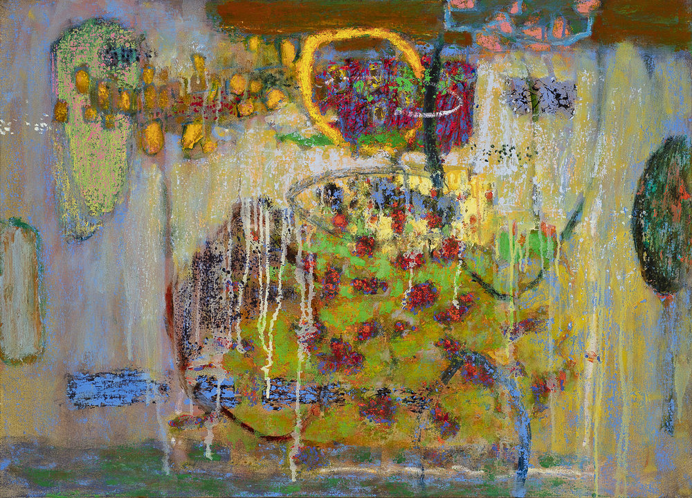Actions Speak  | oil on canvas | 26 x 36"