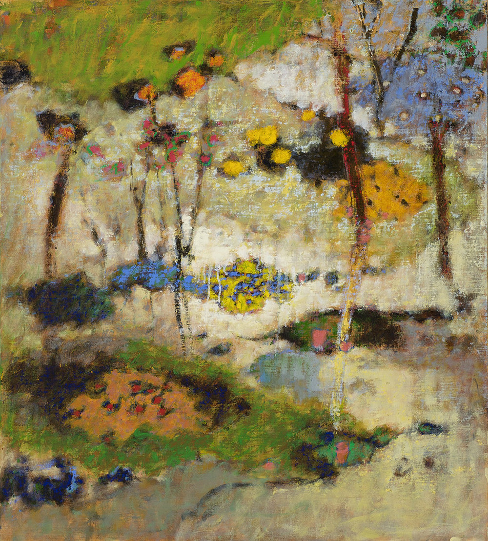 Reoccuring Dream  | oil on linen | 40 x 36"
