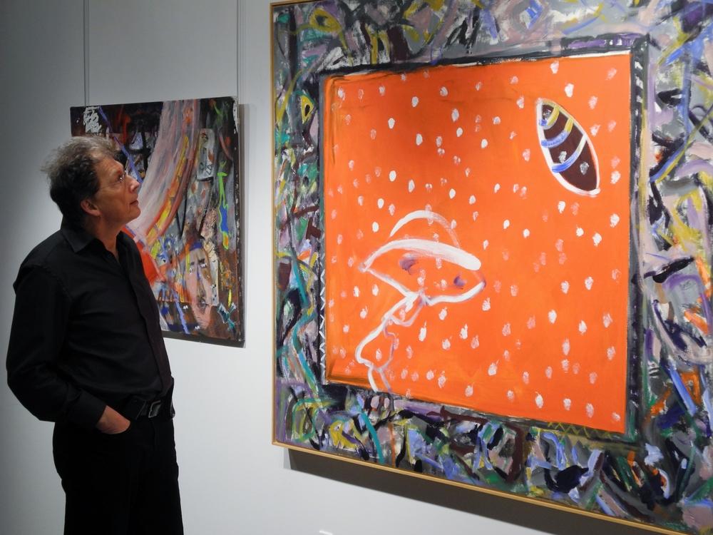 Denis Poirier, Galerie Carte Blanche