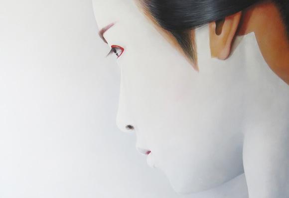 Robert Ouellet, Geisha make-up final