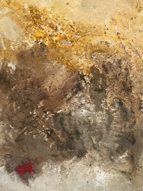 Denis Poirier, acrylique