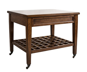 Fretwork Night Stand