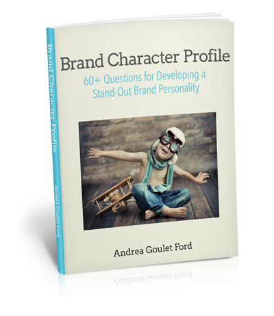 Download this FREE ebook and develop a stand-out personality for your business.