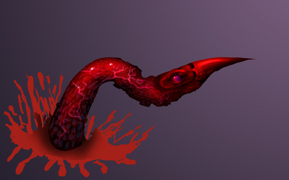 Demon Worm