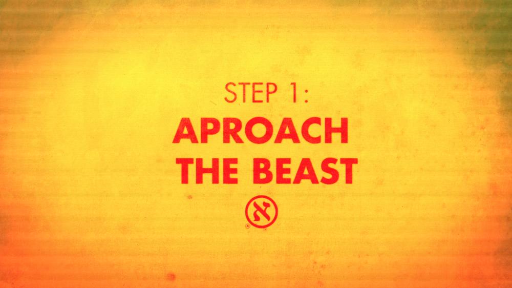 Aproach the Beast