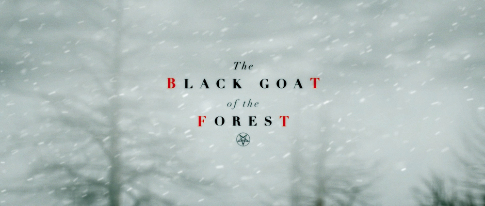 The Black Goat of the Forest