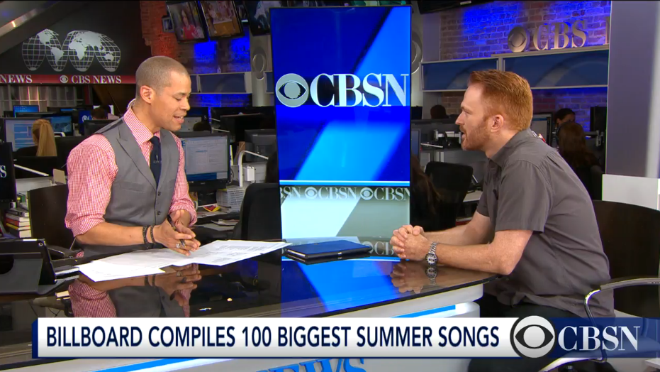 Summer songs CBSN