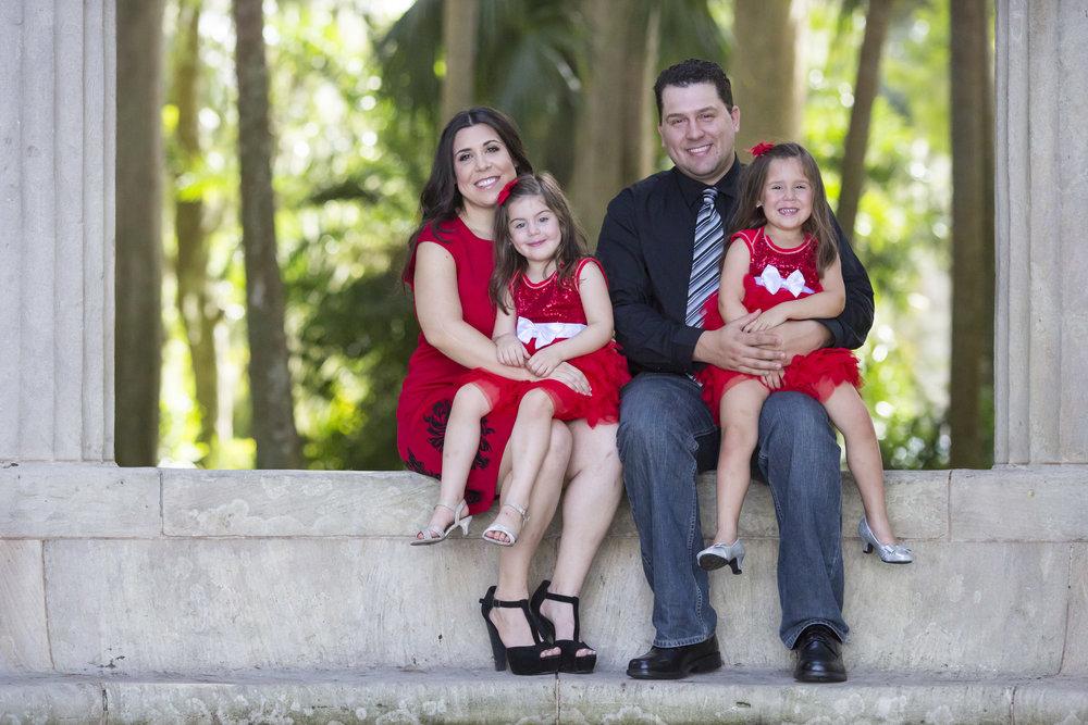 Family Portrait, Winter Park Florida