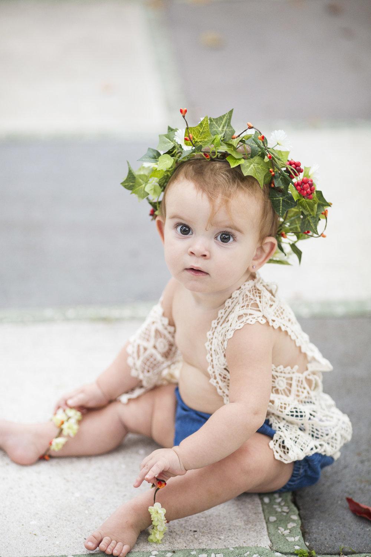 baby in clearwater fl garden