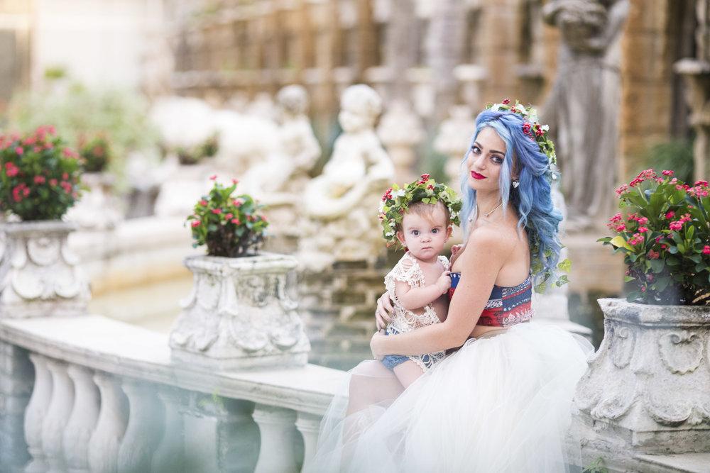 clearwater fl motherhood session