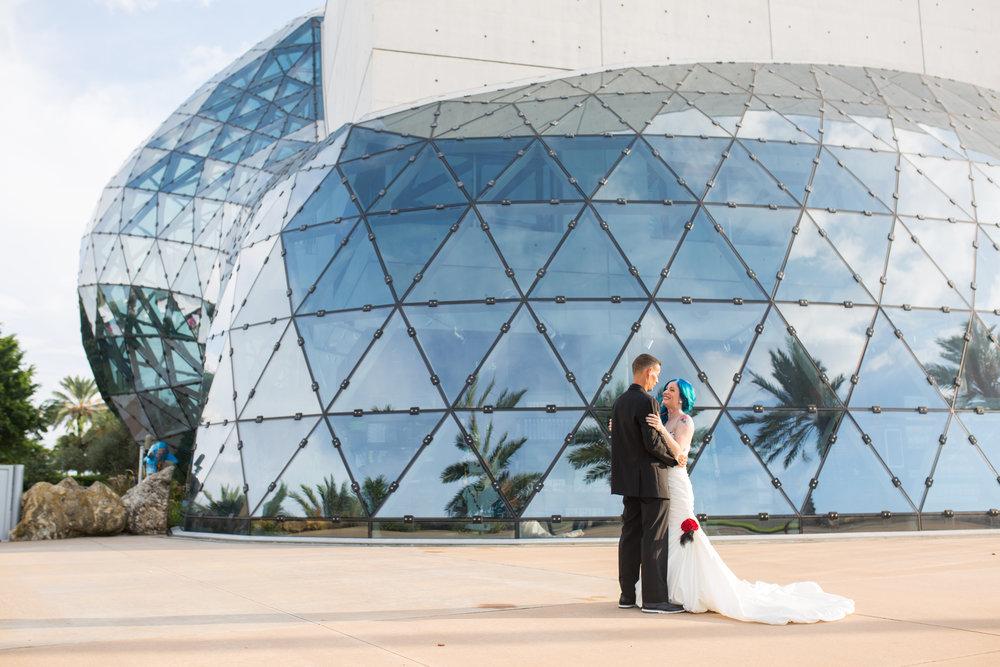 Salvador Dali Museum Wedding, St Petersburg Wedding Photogapher Christina Maldonado Photography (234 of 883).jpg