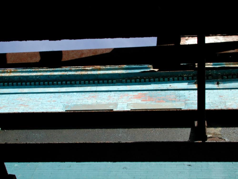 Blue Bars, New York, New York 2006