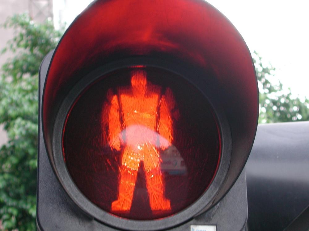 Hombre Rojo, Mexico City, Mexico 2001