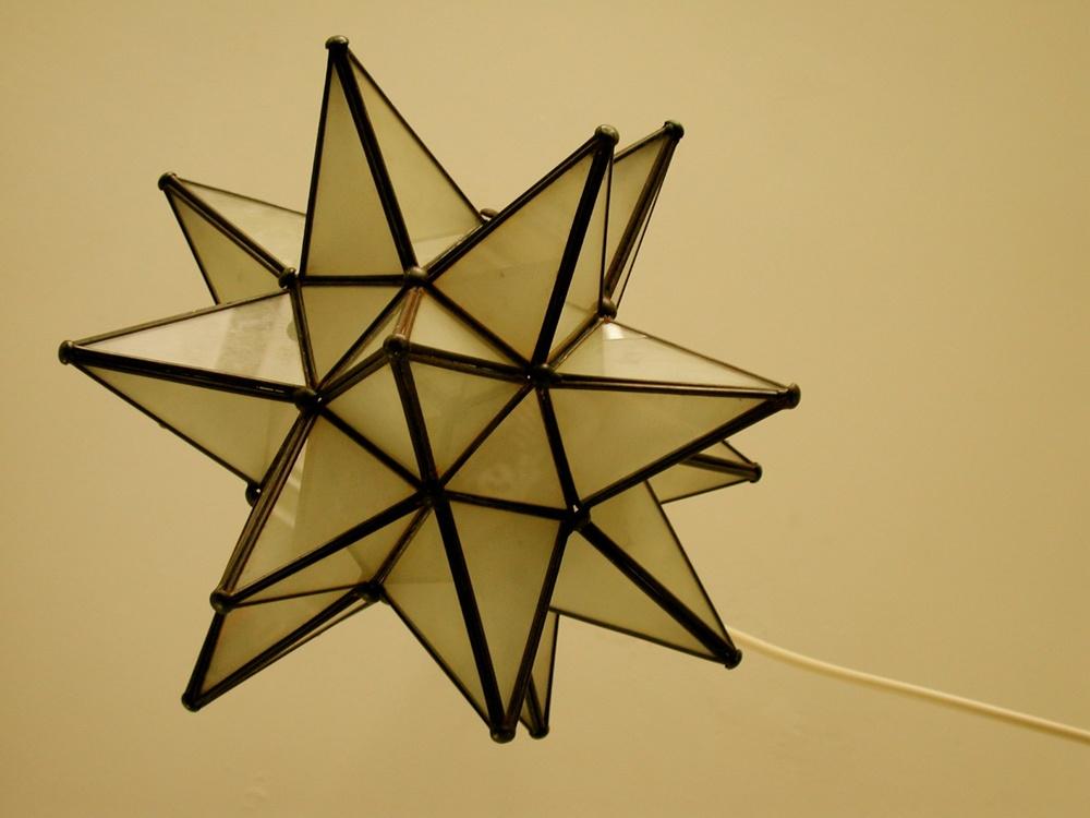 Yellow Star on Yellow Ground, Mexico City, Mexico 2001