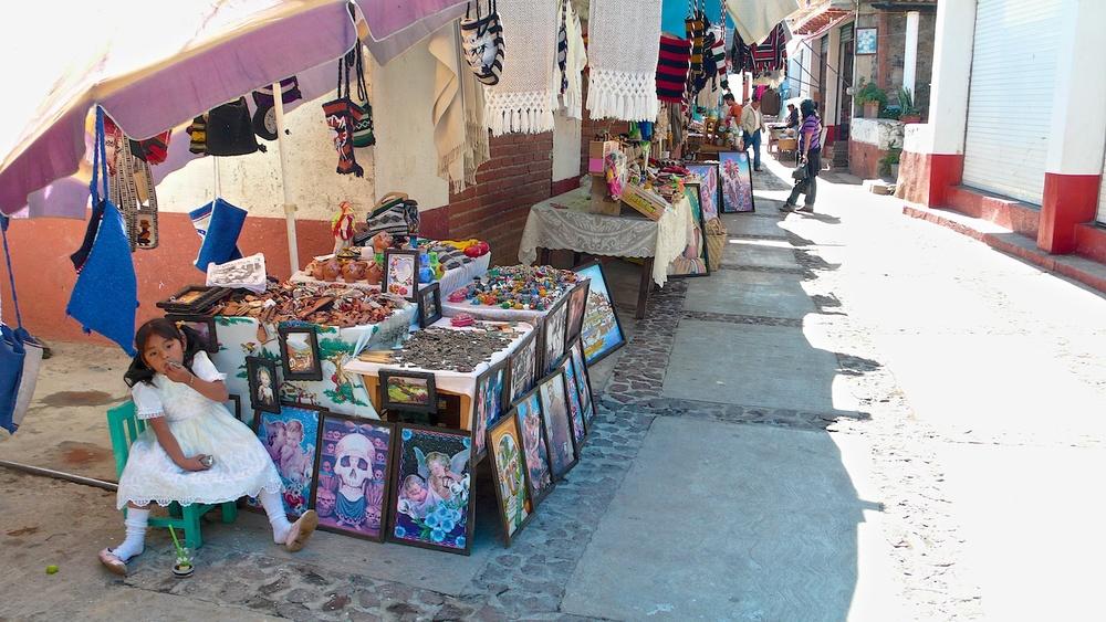 Janitzio, Michoacán 2008