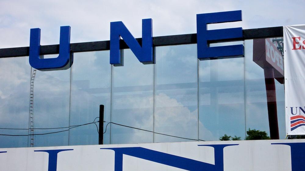 Blue UNE, Zapopan, Jalisco 2007