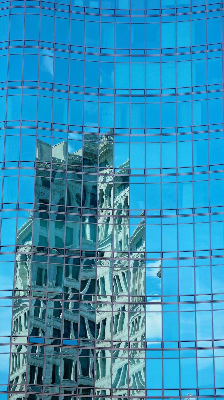Gridlocked Blue, New York, New York 2007