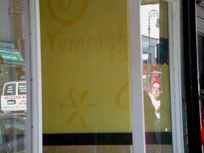 Yummy Yellow, Williamsburg, Brooklyn 2006