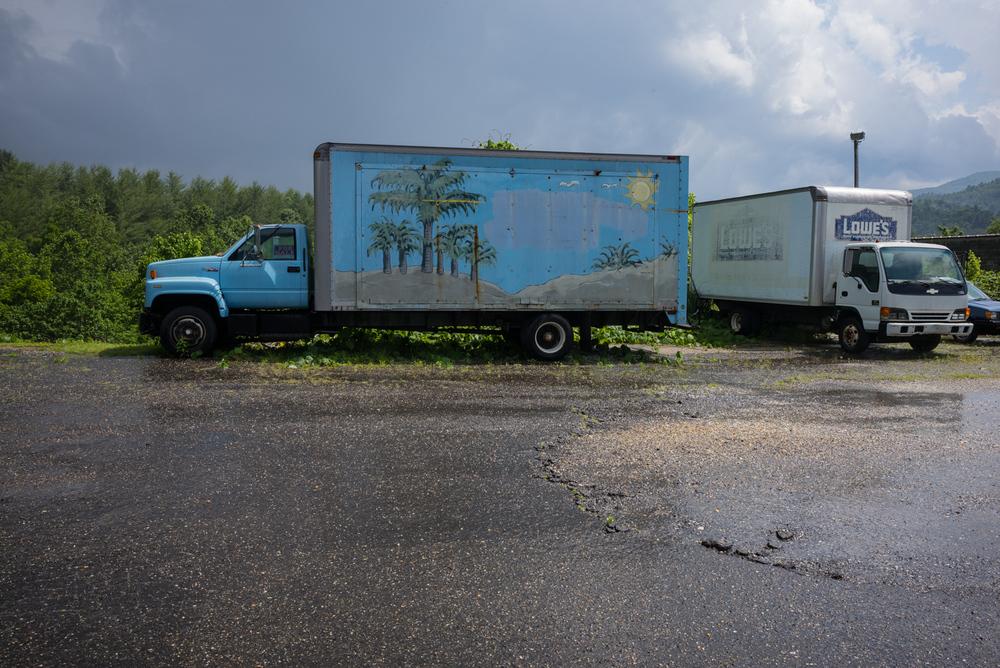 After a Storm. Spruce Pine, North Carolina 2015