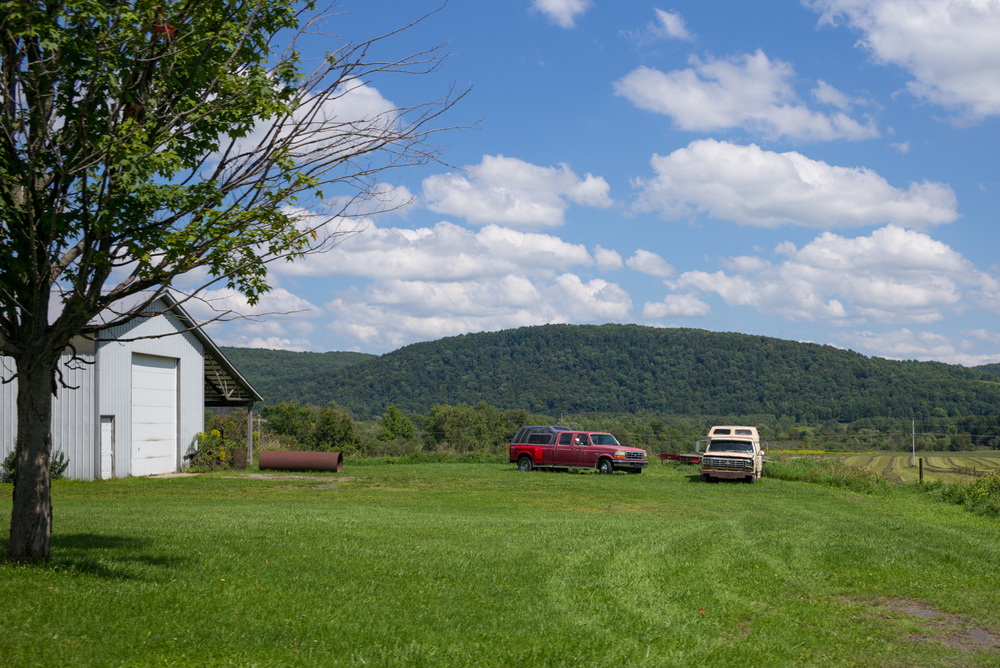 Central New York August 2014