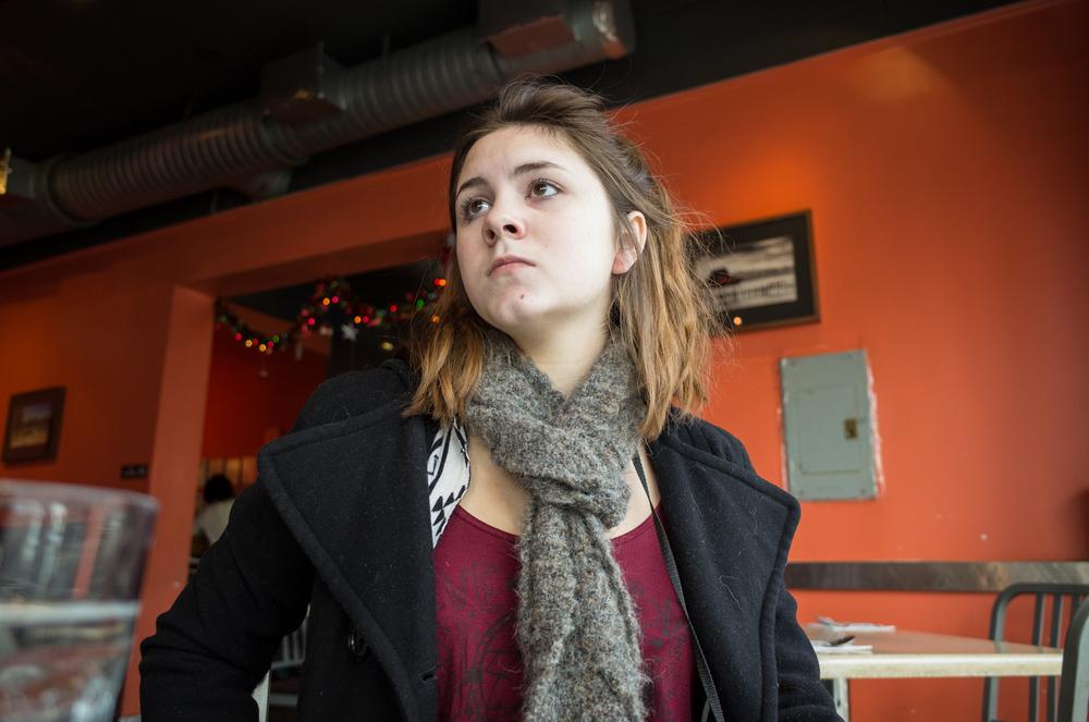 Olivia  (December 2014)