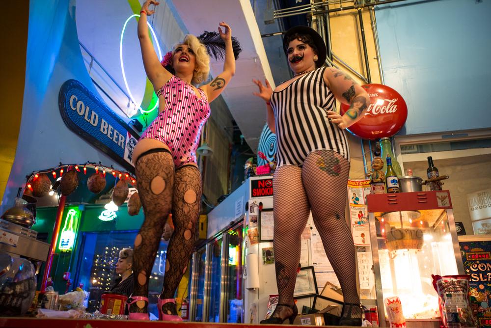 Coney Island Gala, Coney Island, Brooklyn 2015