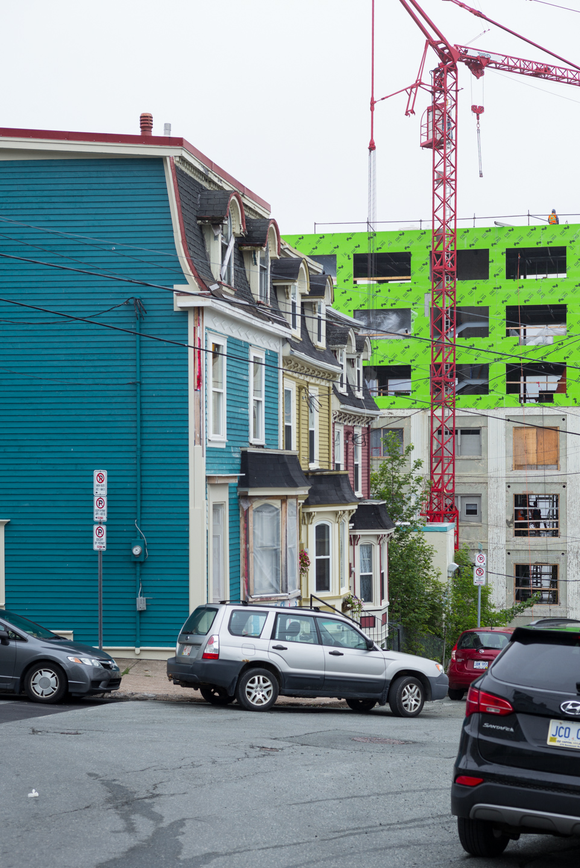 Tuesday July 12. St. John's, Newfoundland 2016