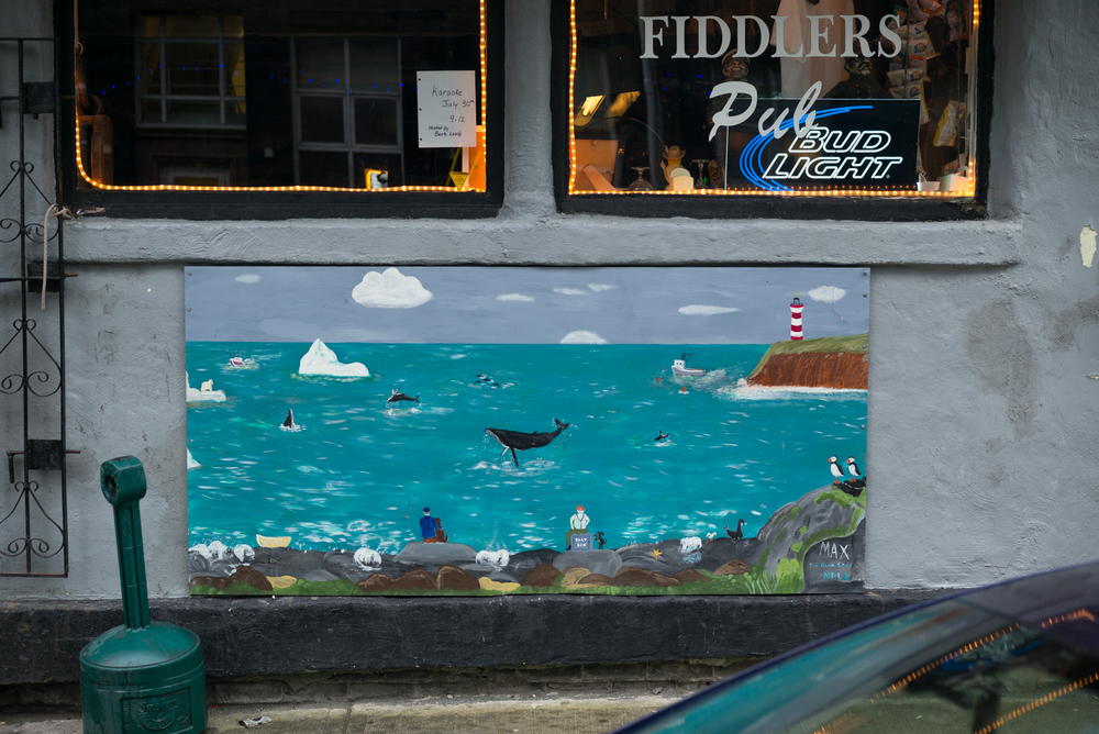 Fiddlers Pub. St. John's, Newfoundland 2016