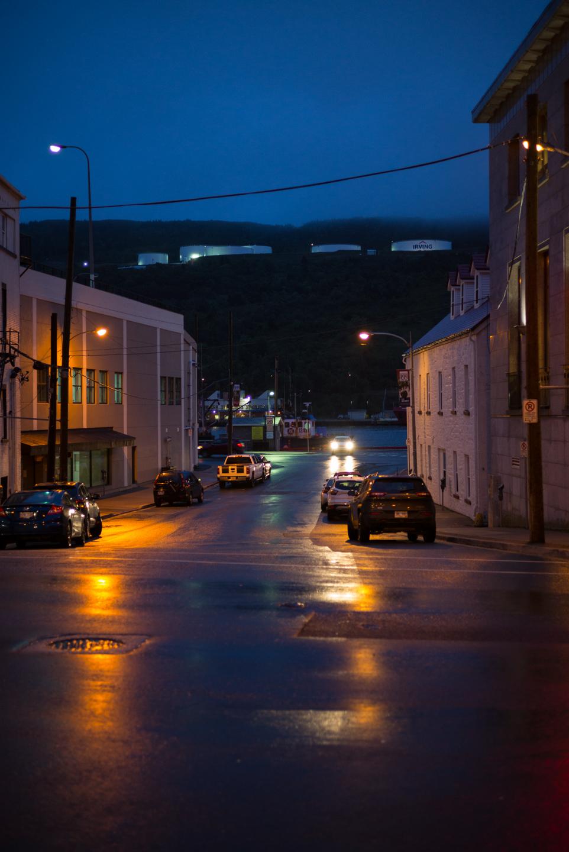 IRVING. St. John's, Newfoundland 2016