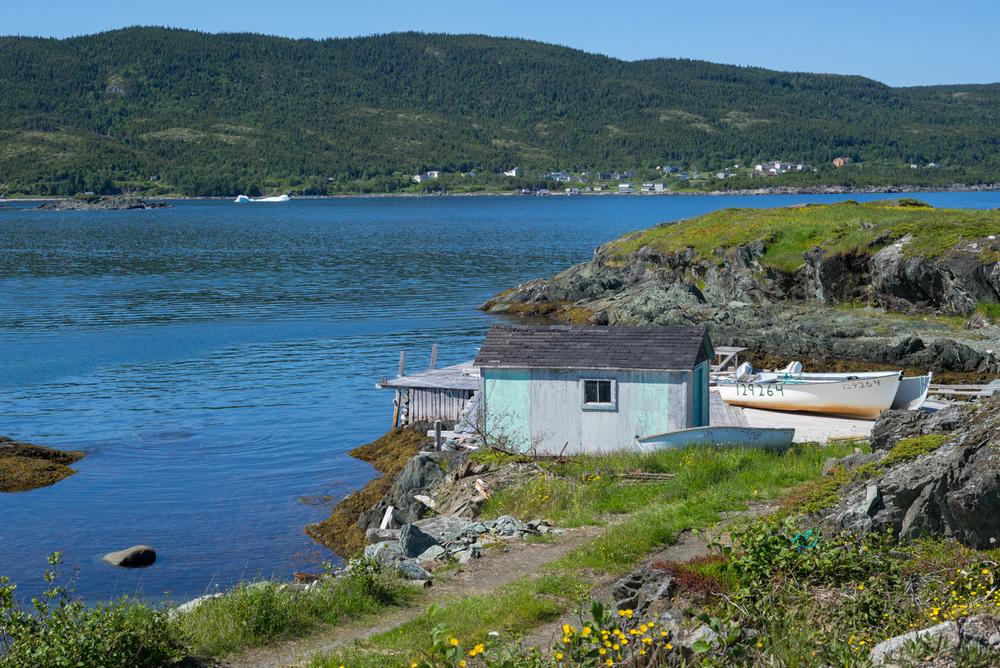 Coachman's Cove, Newfoundland 2016