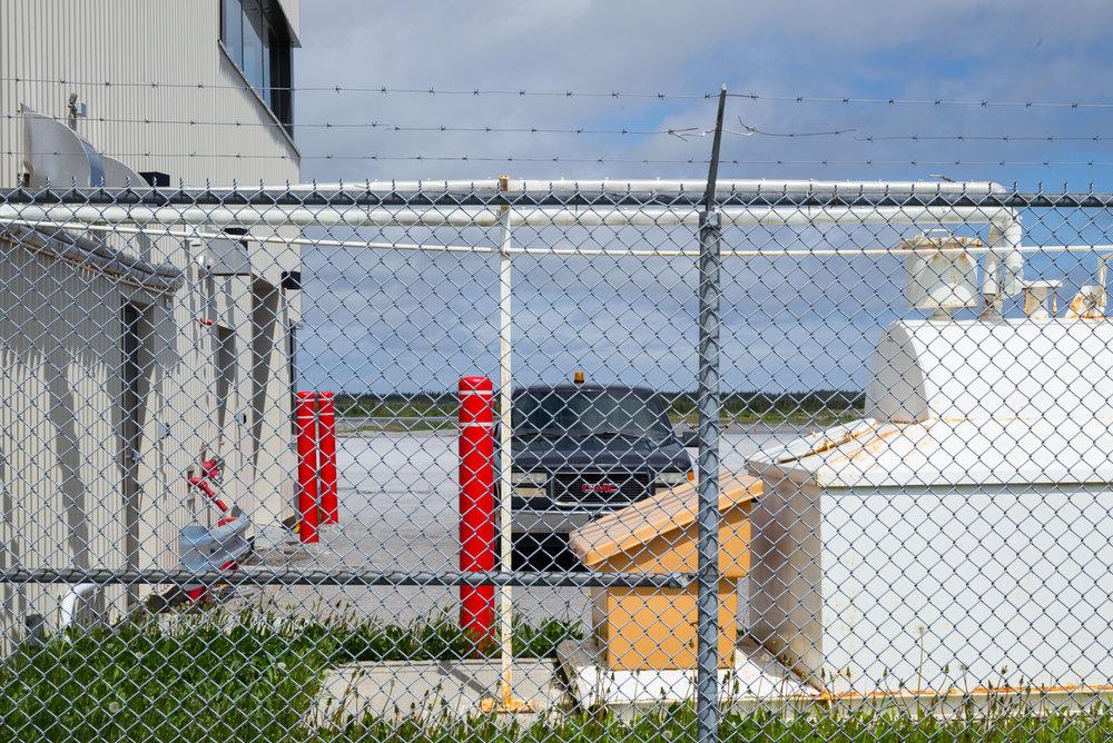 St. Anthony Airport, Newfoundland 2016