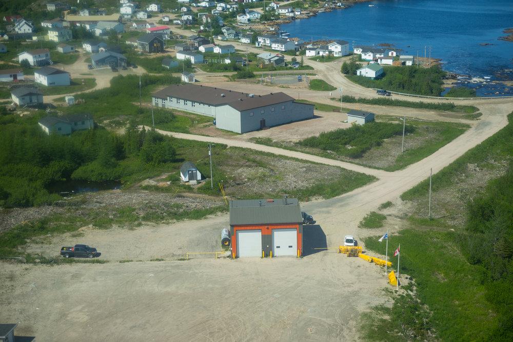 William's Harbour, Labrador 2016