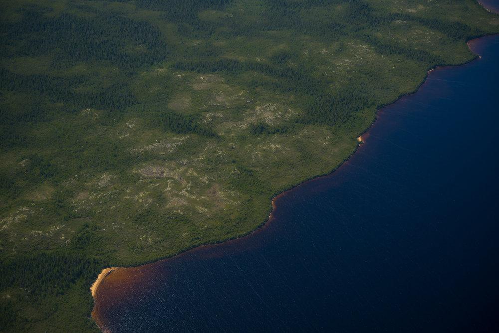 The Southern Labrador Coast, Labrador 2016