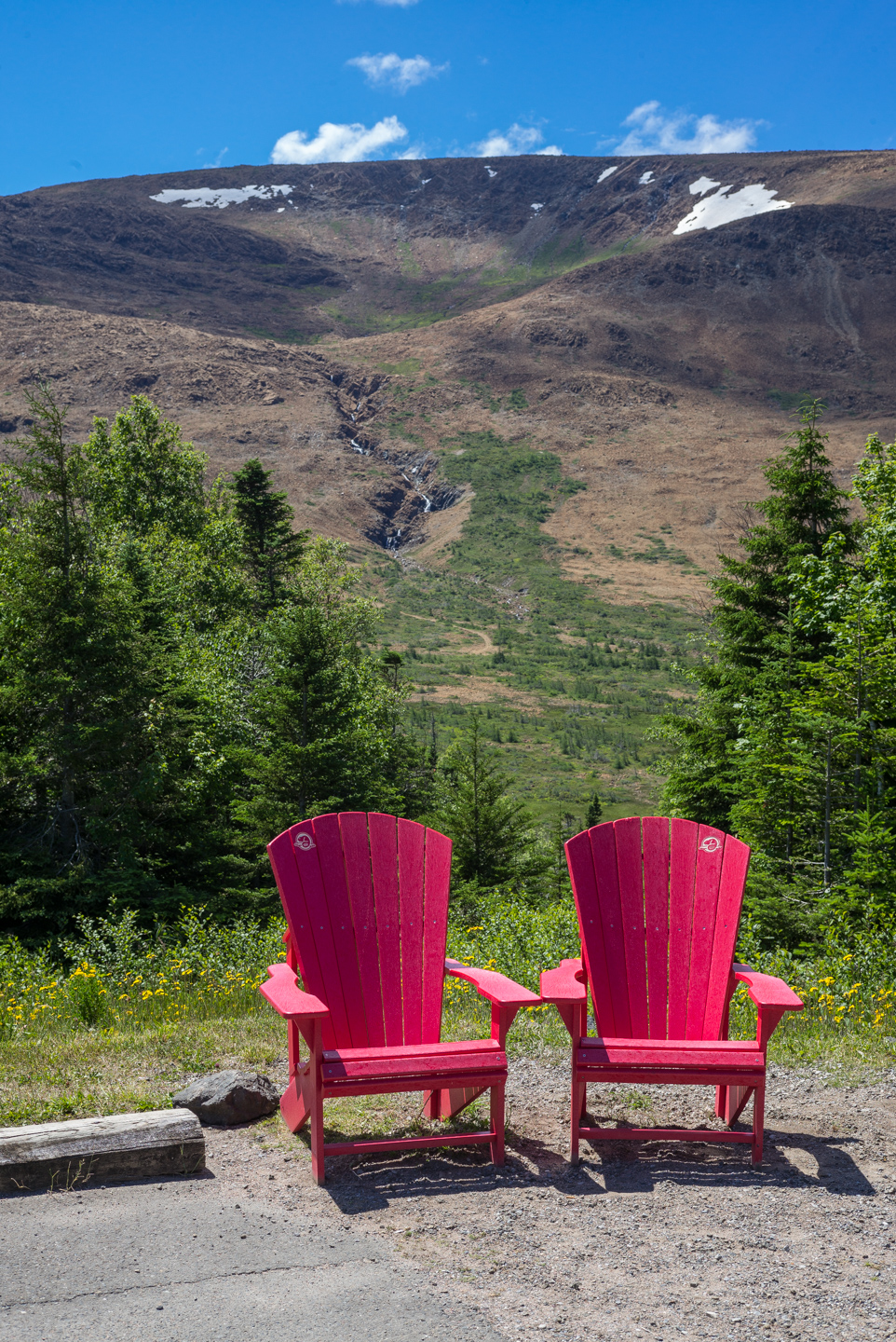 Chairs and Tablelands, Newfoundland 2016