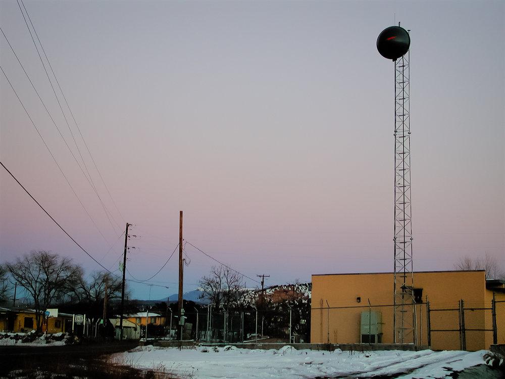 Santa Fe, NM 2001